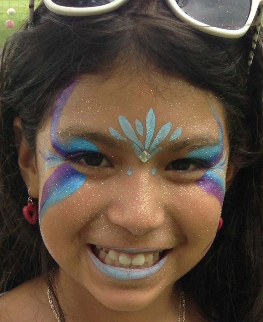 Hire Face Painting Plus By Shonda Face Painter In