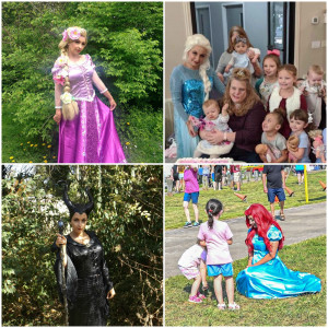 Face Painting, Princess Parties - Children's Party Entertainment in Maineville, Ohio