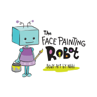 Face Painting Robot - Face Painter / Henna Tattoo Artist in Ann Arbor, Michigan