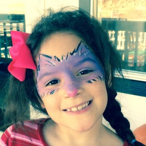Firework - Party and Event Services - Face Painter / Outdoor Party Entertainment in The Woodlands, Texas