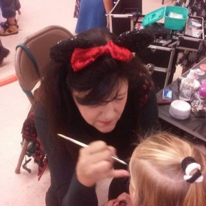 Face painting with a twist - Face Painter / Halloween Party Entertainment in Aliquippa, Pennsylvania