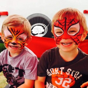 Face Your Fun! Face Paints - Face Painter / Outdoor Party Entertainment in Smithfield, Pennsylvania