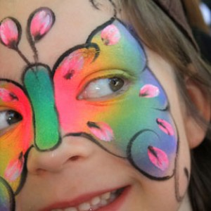 faceART - Body Painter in Wasaga Beach, Ontario