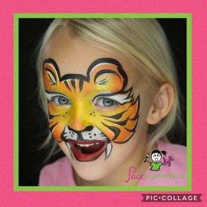 Facepainterina - Face Painter / Balloon Twister in Albuquerque, New Mexico