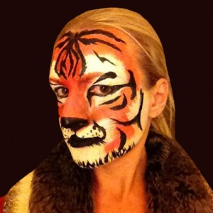 Face Paint Events - Face Painter / Outdoor Party Entertainment in Rocklin, California