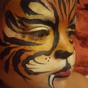 Facepainting by Amy - Face Painter / Body Painter in Rosharon, Texas
