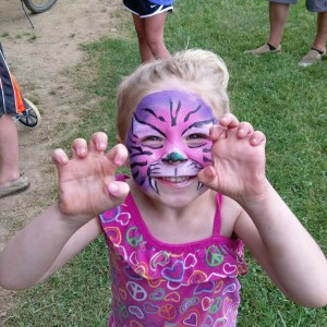 Facepainting by Shari - Face Painter / Outdoor Party Entertainment in Dowagiac, Michigan