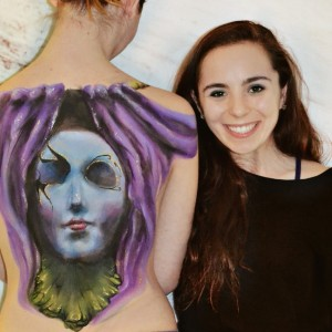 Facepainting by Sophia - Body Painter / Halloween Party Entertainment in Rochester, New York