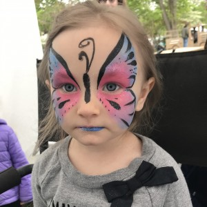 Faces by Ashley - Face Painter / Temporary Tattoo Artist in New Haven, Connecticut