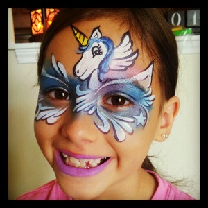 FACES! By Audrey - Face Painter / Airbrush Artist in Burlington, North Carolina