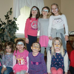 Faces by Carolyn - Face Painter in Norwich, Connecticut