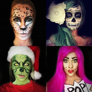 Faces By Chriss - Makeup Artist / Face Painter in New Orleans, Louisiana