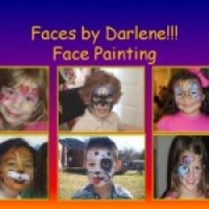 Faces by Darlene! Face Painting