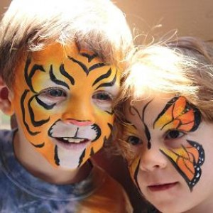 Faces By Juliet - Face Painter in Round Rock, Texas