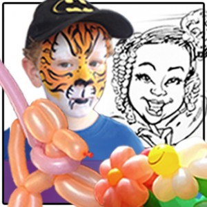 Faces by Lonnie - Caricaturist / Family Entertainment in Southington, Connecticut