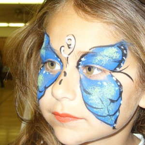 Faces by Paris - Face Painter in Middletown, New York