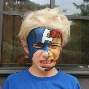 Faces by Stephanie - Face Painter in Loveland, Colorado