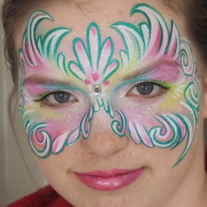 Faces By Wells - Face Painter / Casino Party Rentals in Greenwich, Connecticut