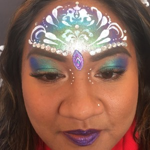 Faces on Fleek-Face Painting - Makeup Artist / Prom Entertainment in Albuquerque, New Mexico
