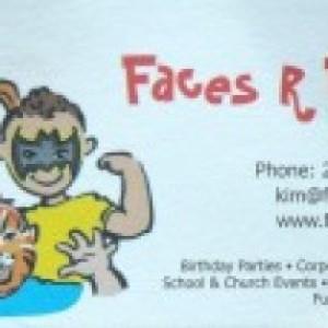 Faces R Fun!