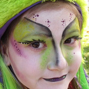 Milwaukee Face Painter - Face Painter / Airbrush Artist in Milwaukee, Wisconsin