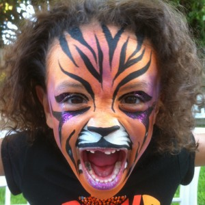 FaceTheDesign - Face Painter in Modesto, California