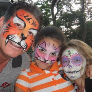 Facial Follies Face Painting - Face Painter in Seminole, Florida