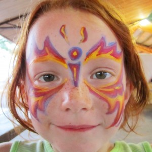 Facing Art - Face Painter / Outdoor Party Entertainment in Minneapolis, Minnesota