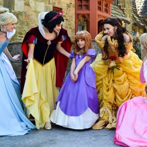 Faerie Fantastical Parties - Princess Party in Baltimore, Maryland