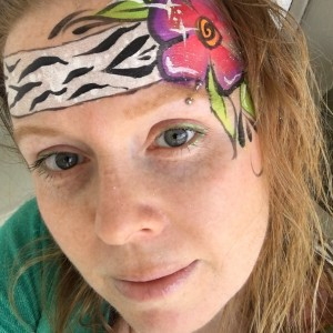 Faeriewhale Facepainting - Face Painter in Nanaimo, British Columbia