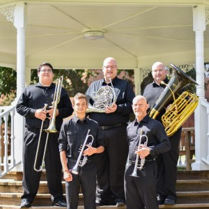 Fair-Weather Winds - Brass Band in Belton, Texas