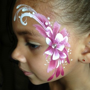 Fairy Fun Faces - Face Painter / Superhero Party in Bountiful, Utah