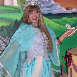 Fairy Godmother Children's Party