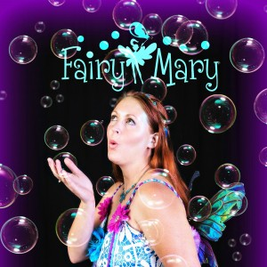 Fairy Mary Bubble Show and Face Paint Parties - Face Painter in Sacramento, California