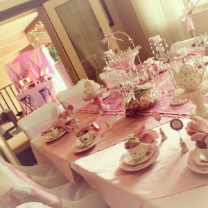 Fairy Tale Tea Parties - Tea Party in Riverside, California