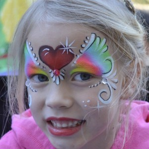 Fairys and Frogs - Face Painter / Halloween Party Entertainment in Collierville, Tennessee