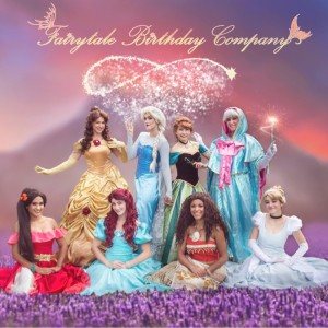 Fairytale Birthday Company LLC - Princess Party in Caledonia, Wisconsin