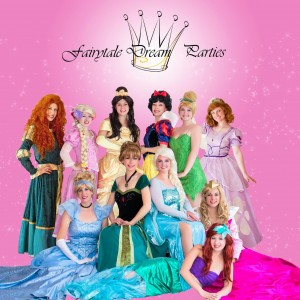 Fairytale Dream Parties - Princess Party in Plymouth, Massachusetts