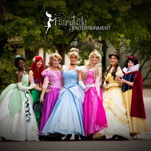 Fairytale Entertainment - Princess Party / Superhero Party in Naperville, Illinois