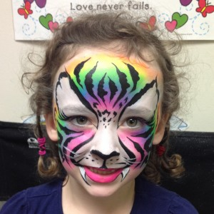 Fairytale Faces - Face Painter in Eugene, Oregon