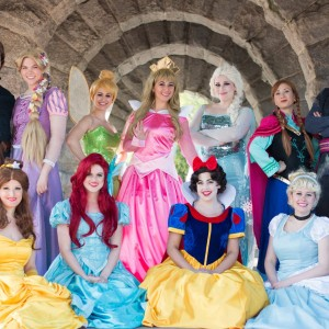 Fairytale Friends - Princess Party / Children's Music in Chicago, Illinois