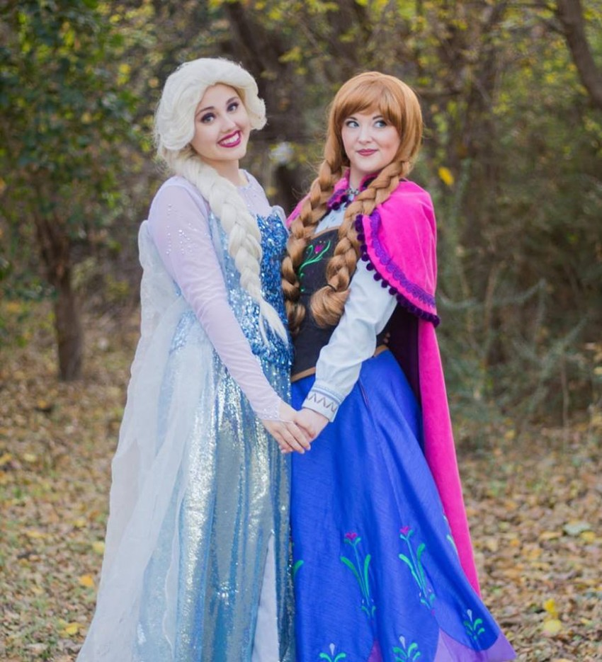 Princess Party Entertainment In Dallas Fort Worth Dfw Characters For Birthday Parties