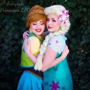 Fairytale Princesses - Princess Party / Children's Party Entertainment in Albuquerque, New Mexico