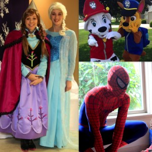 FAIRYTALES Royal Parties LLC - Princess Party / Superhero Party in Bellevue, Ohio