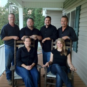 Faith River - Southern Gospel Group in Purlear, North Carolina