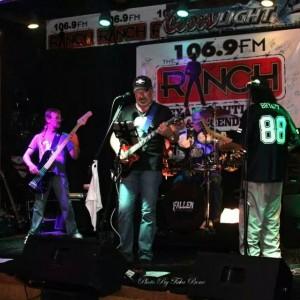 Fallen Structure - Cover Band in Dallas, Texas