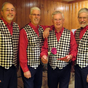 False Alarm Quartet - Barbershop Quartet in Cumming, Georgia