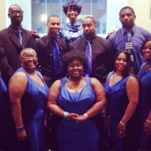 Family of Praise - Gospel Music Group in Richmond, Virginia