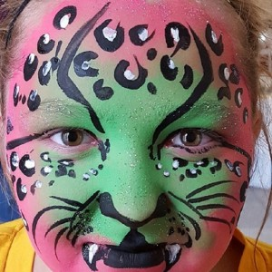 Fancy Cheeks Face Painting - Face Painter / Outdoor Party Entertainment in Omaha, Nebraska
