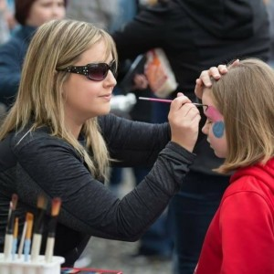 Fancy Face Creations - Face Painter / College Entertainment in Albany, New York